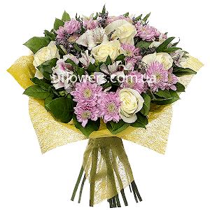 Доставка цветов в бердянске на дом два букета на свадьбу